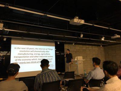 IoT Meetup Korea_에이치앤컨설팅 이강주 팀장2